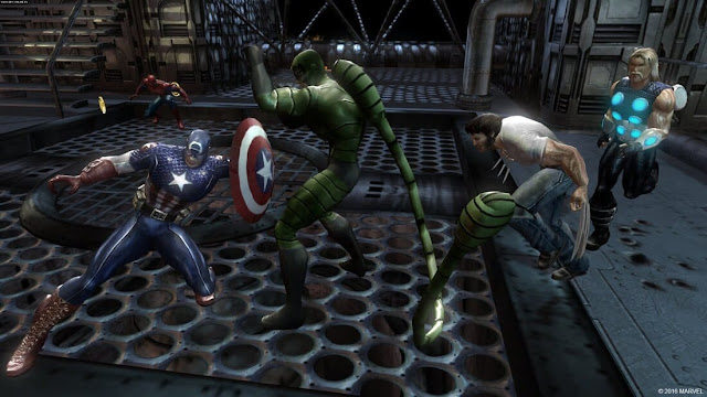 Imagem do Marvel Ultimate Alliance