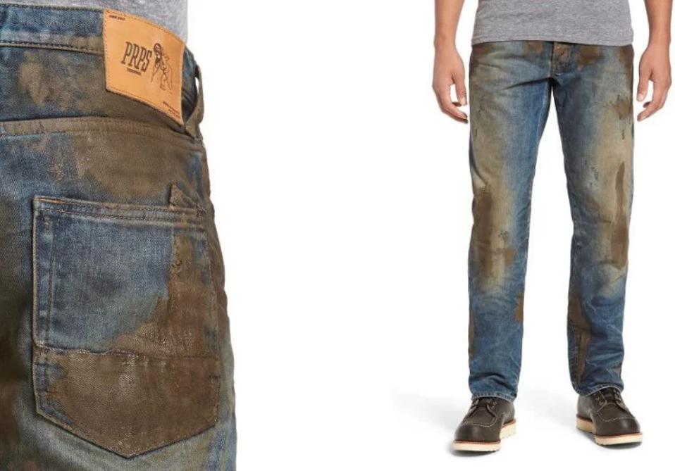 nordstrom, dirty pants