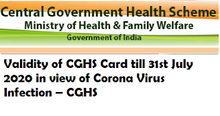 validity-of-cghs-card-till-31st-july