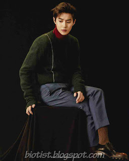 Photos of EXO Suho on 2017