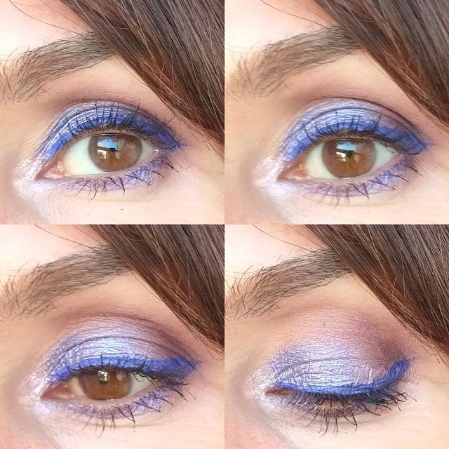 El TUTORIAL de los JUEVES: Look Ultravioleta 05