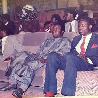 Image result for bishop oyedepo and wale oke