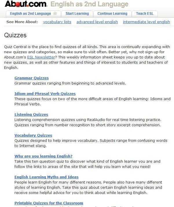 ICT in ELT Jo Gakonga: Quizzes