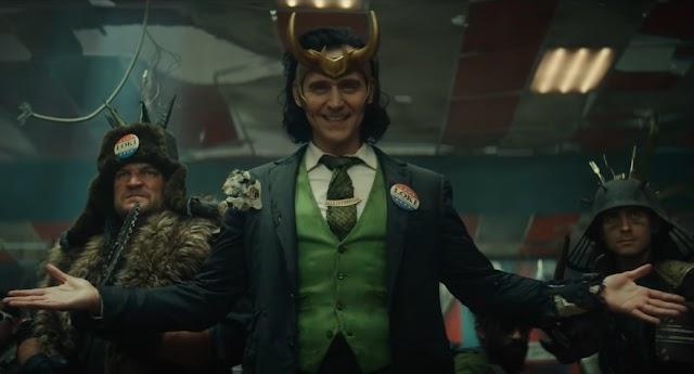 """""""Loki"""": novo teaser mostra dinâmica entre personagens de Tom Hiddleston e Owen Wilson"""