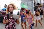 Natural de Pedreiras, Humorista viraliza nas redes sociais com vídeos de pegadinhas