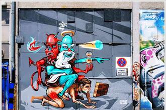 Top 10 Orte um Street Art in München zu sehen