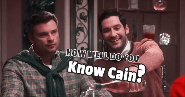 Lucifer: How Well Do you Know Cain (Quiz)