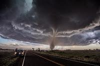 Tornado near Wray in Colorado