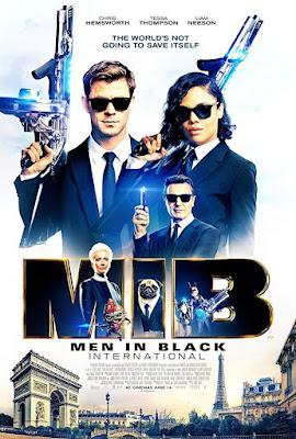 Hombres de negro: MIB Internacional en Español Latino