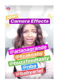 Baby Ariel Instagram Filter
