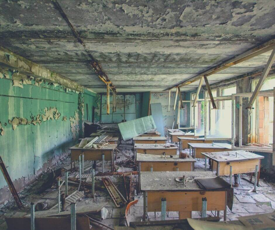 What I've Been Reading | Chernobyl, while still a disaster area animal life is thriving.