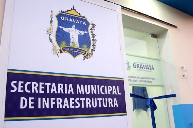 Com sede reformada, Secretaria de Infraestrutura passa a oferecer melhor atendimentos aos usuários