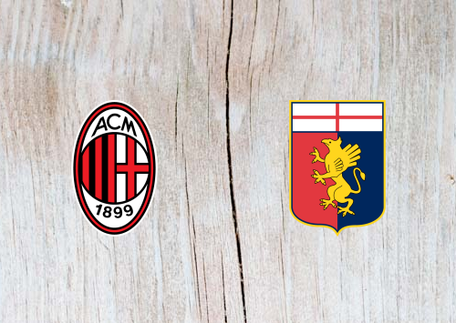 AC Milan vs Genoa Full Match & Highlights 31 October 2018