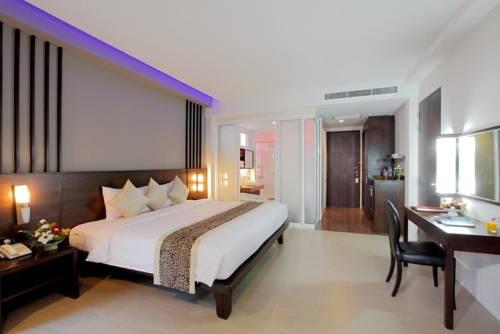 Habitación Sand Sea Resort
