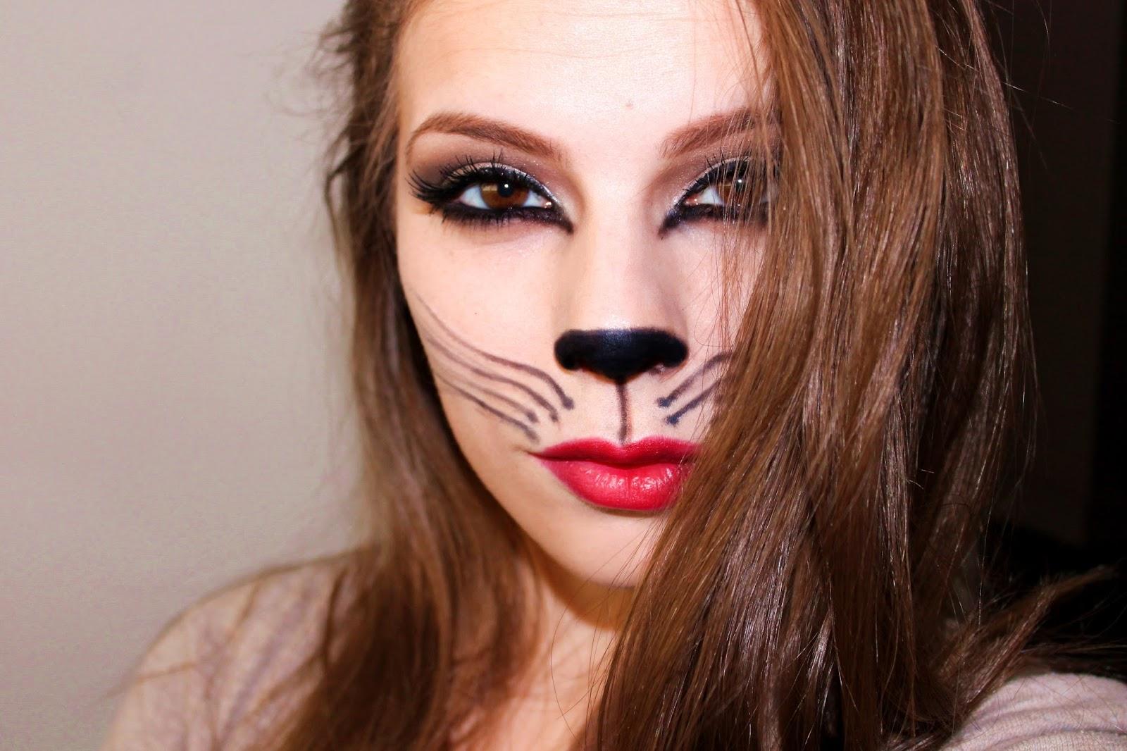 Maquillaje Gato Halloween Elegant Halloween Makeup Video Clip With