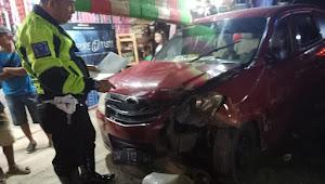 Tiga Kendaraan Kecelakaan, Satunya Dikemudikan Anak Dibawa Umur