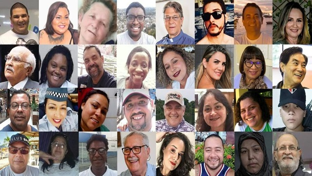 Com mais de mil mortes em um dia, Brasil tem um óbito a cada 73 segundos
