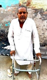 रामकिशन शर्मा की मदद के लिए सभी लोग आगे आएं : मनुपाल बंसल  | #NayaSaberaNetwork