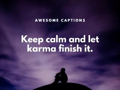 bad karma quotes