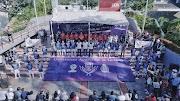Presenta el rector el equipo de Tercera División profesional de futbol: Águilas UAGRO