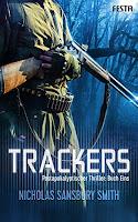 Trackers. Buch 1 - Nicholas Sansbury Smith