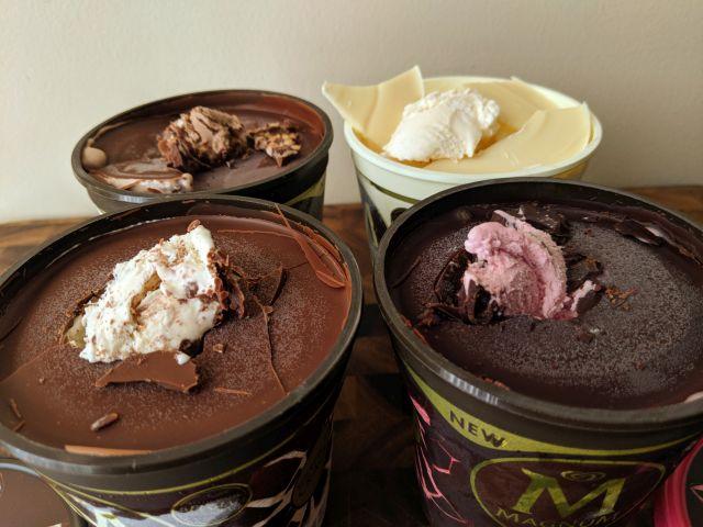 Magnum Dark Chocolate Ice Cream Calories