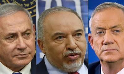 Aliança laica desafia reeleição de Netanyahu em Israel
