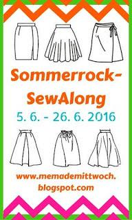 Sommerrock Sew Along