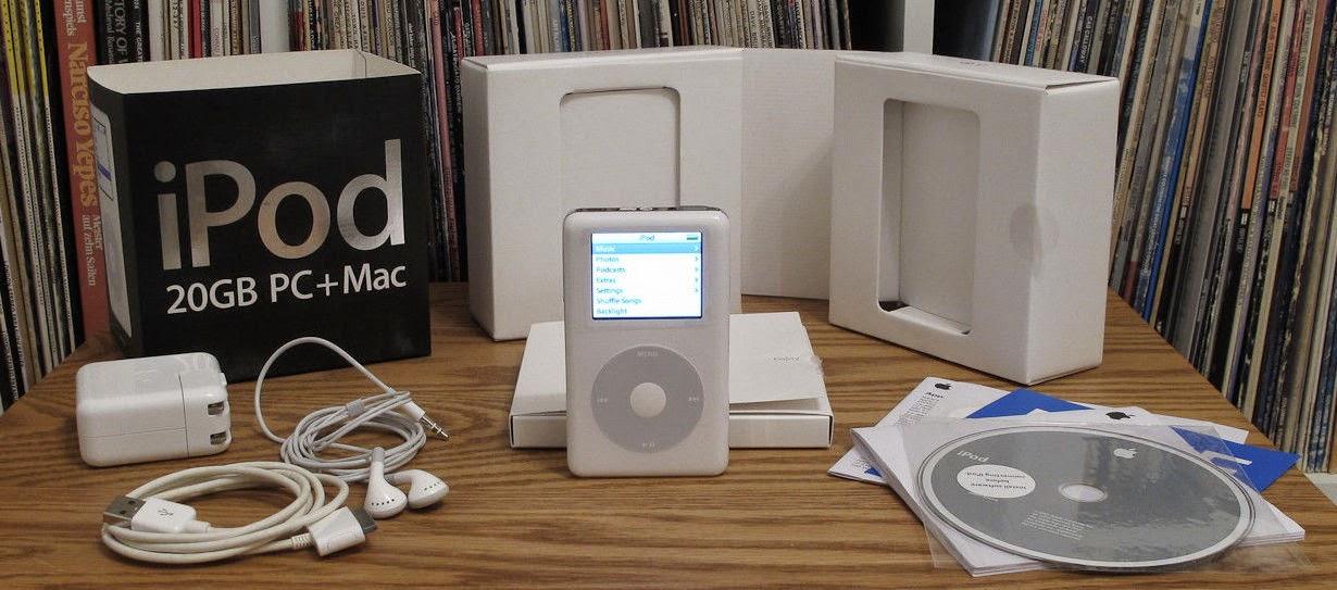 apple ipod model a1285 manual