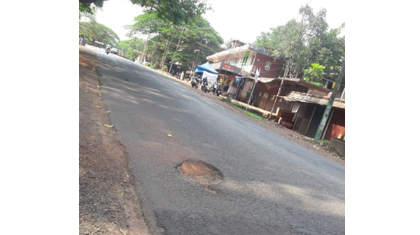 News, Kerala, Road, Re-tarring of Perwad-Anangur