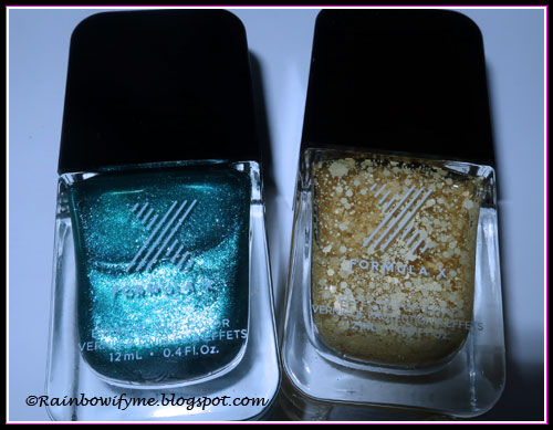 Sephora Formula X: Prismatic and Mind Blowing