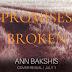 Cover Reveal - Promises Broken by Ann Bakshis