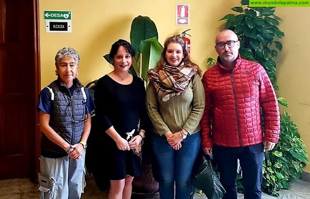 Escolares de Breña Alta participan en 'Cuentos Encajados'; un juego para aprender a elaborar cuentos con creatividad y fantasía