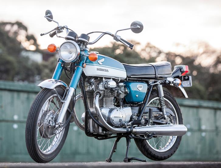 Honda CB350 Average Mileage (1971) - Per Liter, Kmpl & More