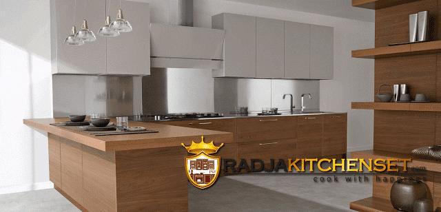 Jasa Jual Kitchen Set Yang Sudah Jadi Radja Kitchen Set 0813