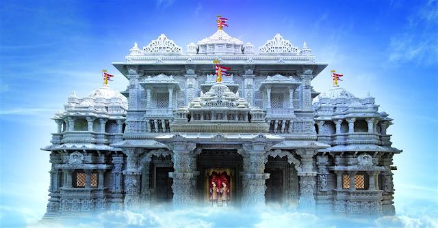 Baps Swaminarayan Temple NJ Robbinsville Akshardham