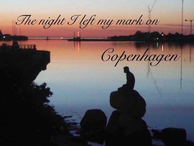 Sunrise at Little Mermaid - Copenhagen