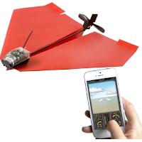 PowerUp 3.0 moteur et hélices pour avion en papier