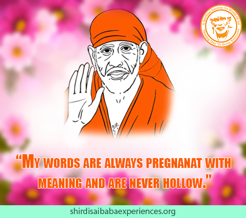Prayer For Baba's Blessings - Anonymous Sai Devotee