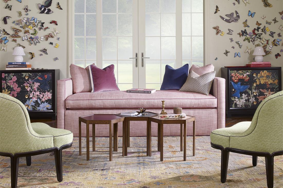 Wonderful High Point Market, Designbloggerstour, Bedroom Interior Design, Living Room  Interior Design, Furniture. Highland House ...