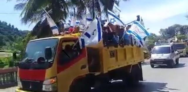 HNW: Mestinya Pengibaran Bendera Israel Di Papua Tidak Dibiarkan