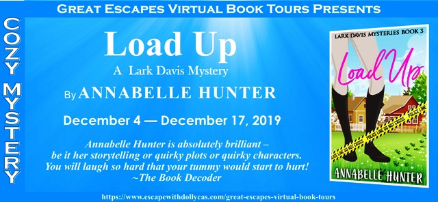 FEATURED AUTHOR: ANNABELLE HUNTER