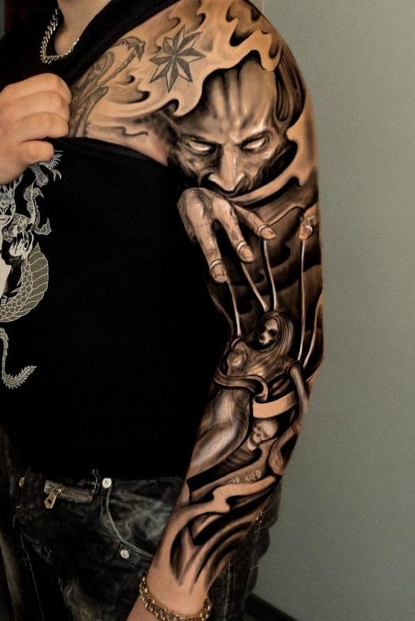 Best Sleeve Tattoos