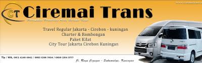 Travel Cirebon Harga