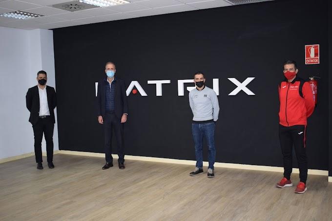 El equipo Salchi Bicicletas incorpora a Matrix Fitness como patrocinador