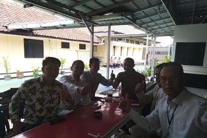 Aktifitas Sidang DPC HAPI KABUPATEN KARAWANG Di Pengadilan Negeri KarawangPada Selasa 7 Januari 2020