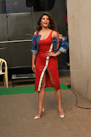 Jacqueline Fernandez Spicy Bollywood Actress in Red Dress Spicy  Exlcusive Gallery Pics.JPG