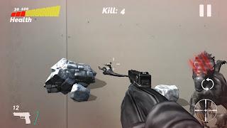 Game menembak dinosaurus, Augmented Reality, keren untuk bermain