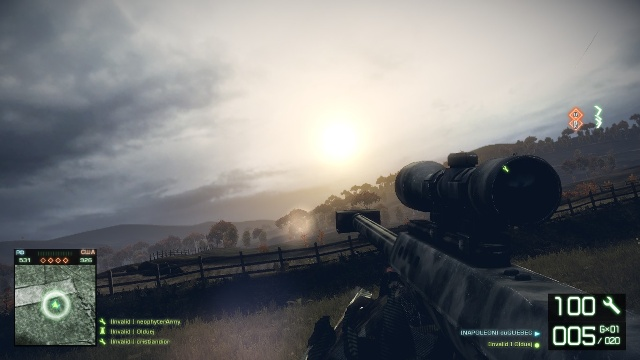 Download Battlefield Bad Company 2 PC Games Gameplay