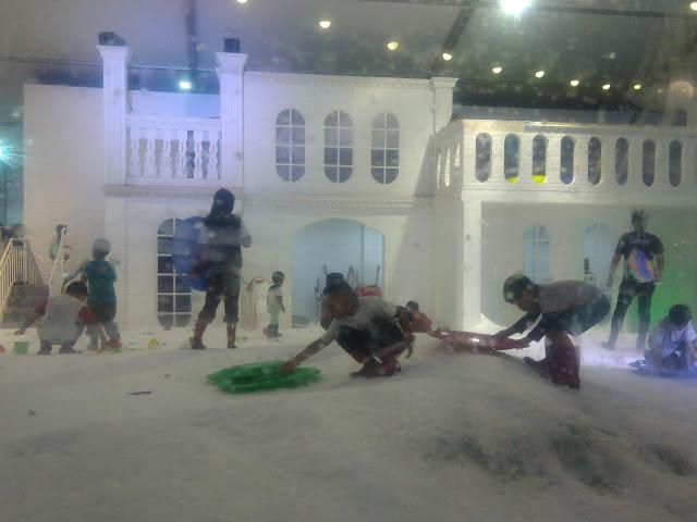 snow park jakarta fair 2019